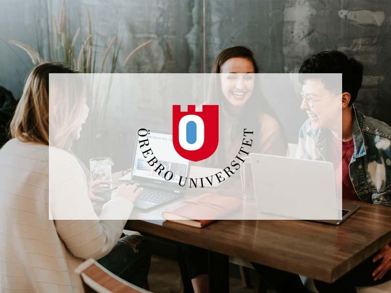 Örebro Universitet Logotyp